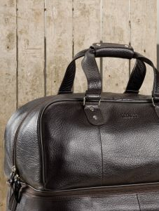 Weekender Leather